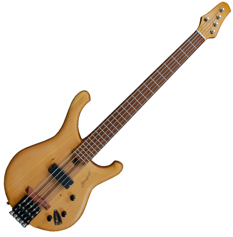 Stonefield C Series 5-String Bass Guitar C1-5S Front