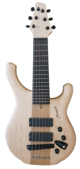 Stonefield Bass Guitar F Series Stinger Maple Top