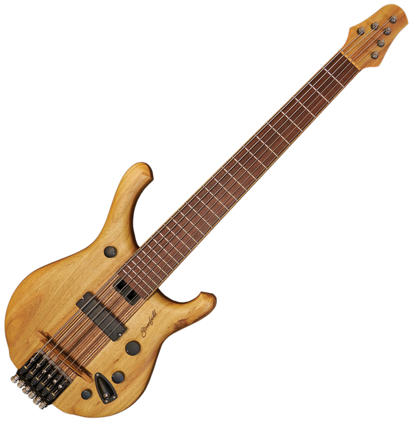 Stonefield Bass Guitar M Series M1-6S 160001