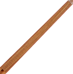 Stonefield Bass Guitar Through Body Core 8 with Zebrano Walnut Jarrah 4S Fingerboard