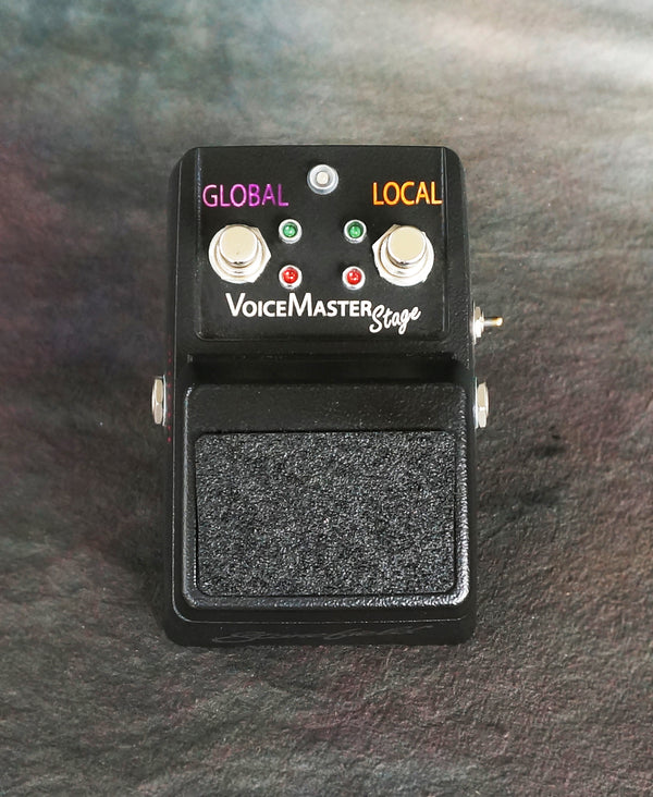 VoiceMaster - Stage