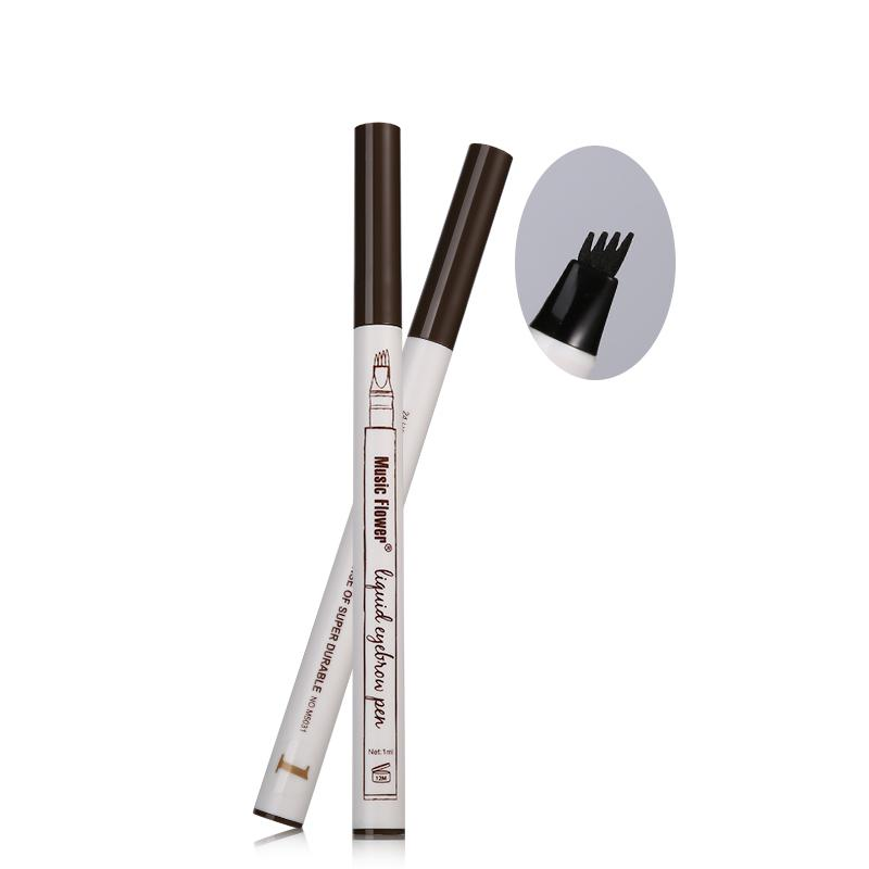 Sketch Tattoo Smudge-proof Eye Brow Pen