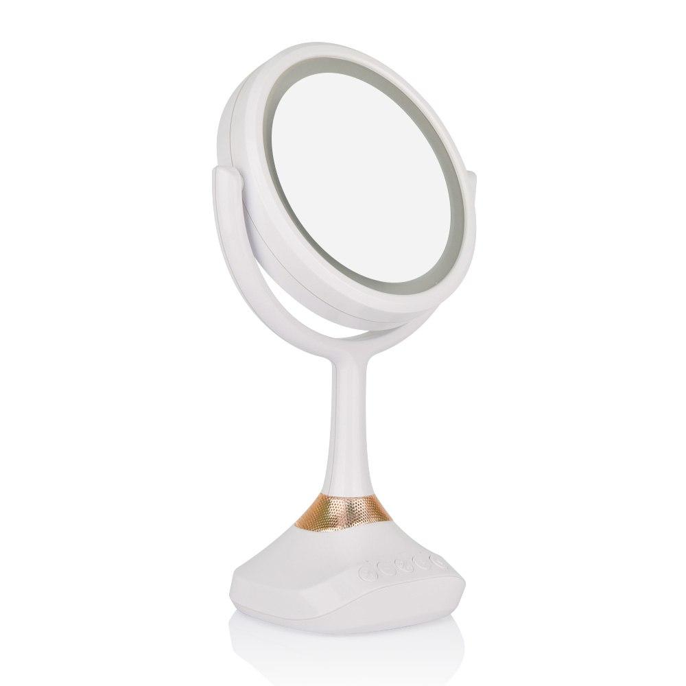 Makeup Mirror Vanity Mirror With Lights Bluetooth