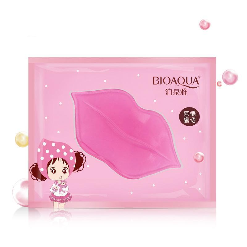 1pcs Collagen Plumping Lip Mask