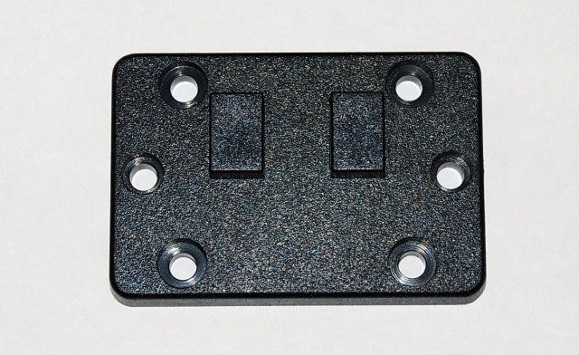 LM-2T Male Double T Male AMPS Plate
