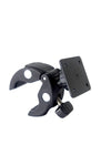 LM-1001-AMPS Clamp mount with 4 hole AMPS plate
