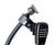 Icom Kenwood Yaesu Microphone Attachment For The LM-300 or LM-300HD