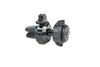 LM-101 Vent Mount With Mic Holder For The YaesuFTM-100 FTM-300 FTM-350 FTM-400 FT-891