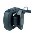 Speaker Microphone Mount For Motorola PMMN4125