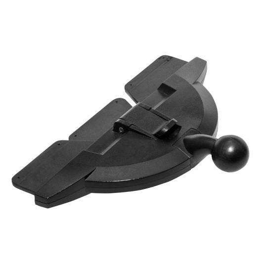 LM-200 CD Slot Mount With Garmin Ball