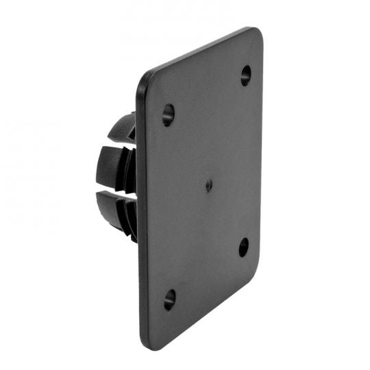4-Hole AMPS to 22mm Ball (LM-300 Seat Bolt Mount) Adapter