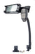 "LM-300-18-EXT  18"" Seat Bolt Mount With Mic Hanger For The Icom ID-5100 and IC-2730"