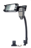 "LM-300-22-EXT 22"" Seat Bolt Mount With Mic Hanger For The Icom ID-5100 and IC-2730"