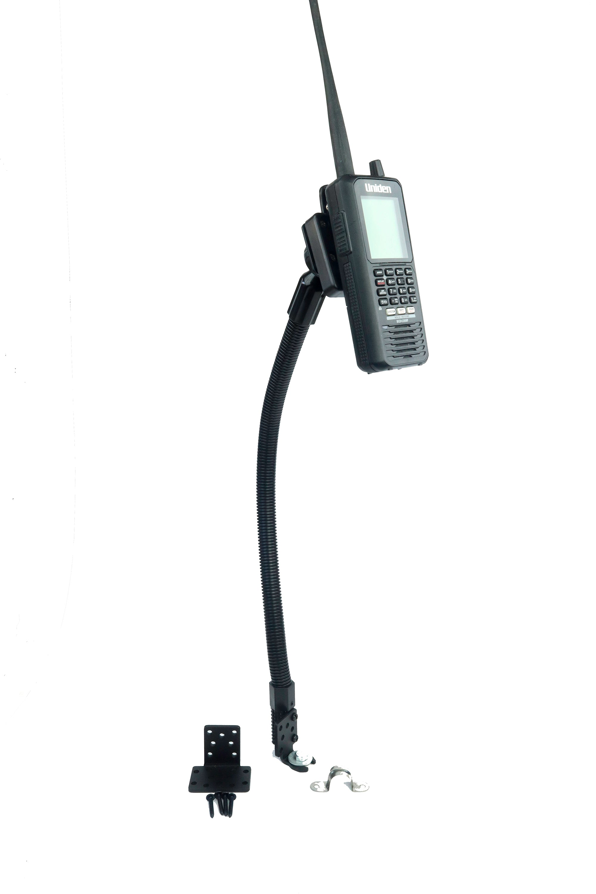 Cup Holder Mount for Uniden SDS100 and BCD436HP Radio Scanner ...