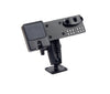 LM-500DB-EXT-02 Fleet Vehicle Mount With Speaker Mic Holder For All Portables and Speaker Mics With a Clip