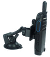 LM-502-EXP-2 Windshield Suction Cup Mount For All Portables With A Belt Clip