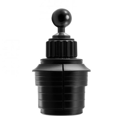 "LM-802 Heavy Duty Cup Holder Mount Base With Ram 1"" Ball Style Connection"