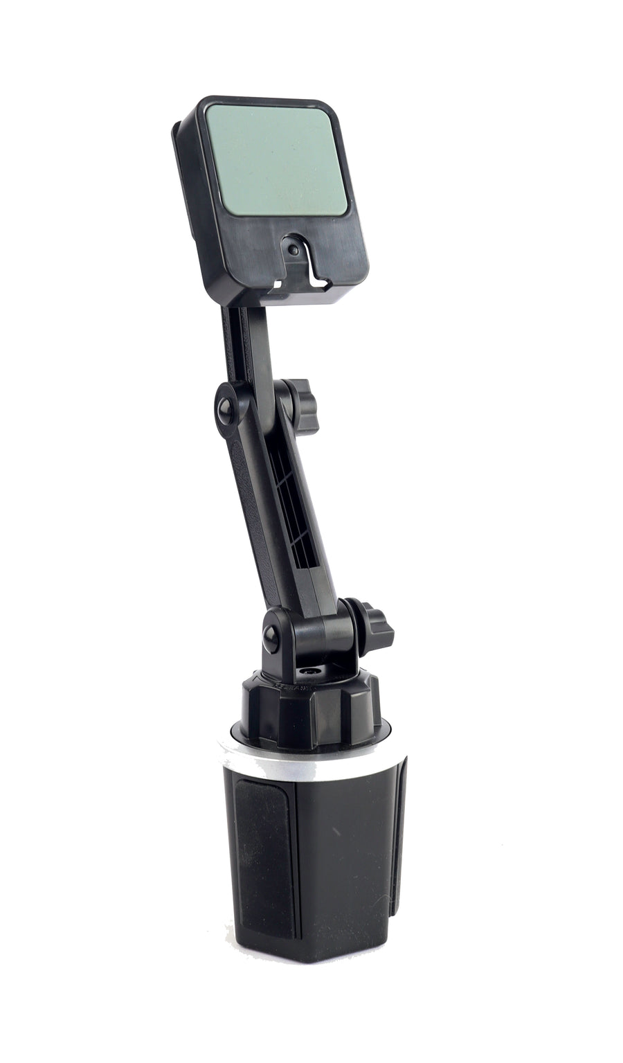 Cup Holder Mount with height adjustment For Uniden SDS100 and BCD436HP Radio Scanner