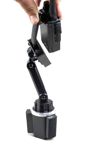 LM-803 Adjustable Heght Cup Holder Mount For All HT's