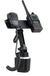 LM-803-EXT Cup Holder Mount With Heigth Adjustment And Mic Holder For All Portables