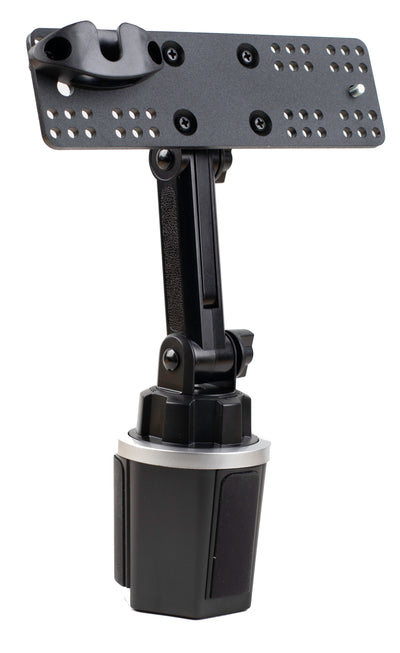 LM-803-EXT Cup Holder With Adjustable Height Control For FTM-300 FTM-350 FTM-400 FT-891