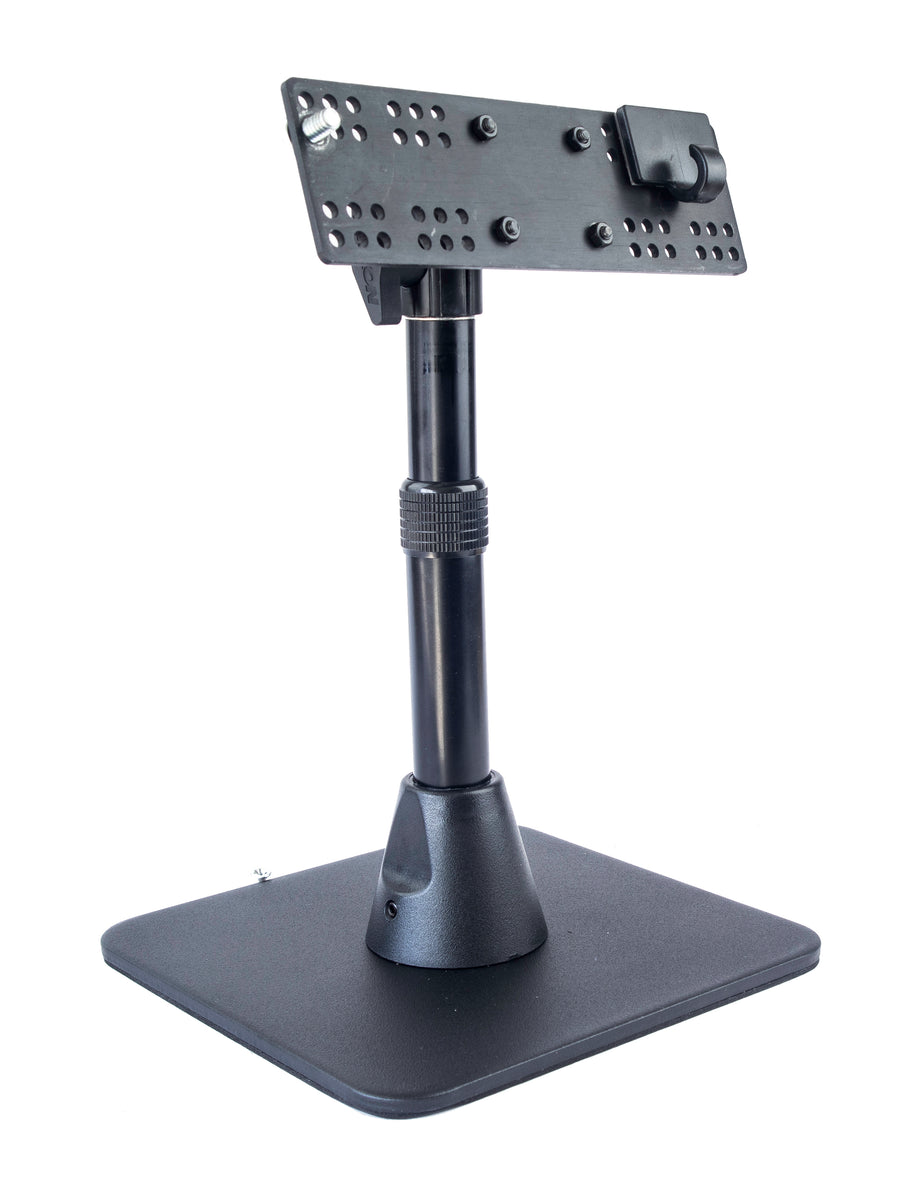 LM-Base Base mount with mic hanger for the Icom IC-706 IC-7000 IC-7100 IC-2820H ID-880 ID-4100