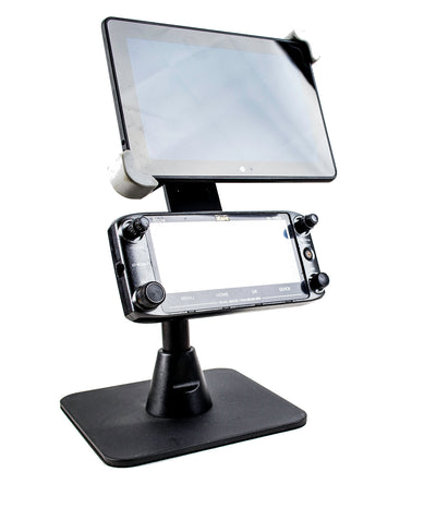 APRS Base Mount With Tablet Holder For Icom ID-5100 IC-2730