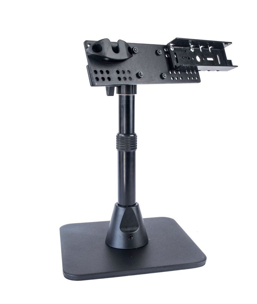LM-Base-EXT Base Mount With Microphone Holder For The Yaesu FT-857 FT-7800 FT-7900 FT-8800 FT-8900