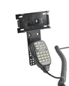 LM-EXT-02-AD-4 Remote Head Bracket With Mic Holder For Icom ID-4100 IC-706 IC-7000 IC-7100