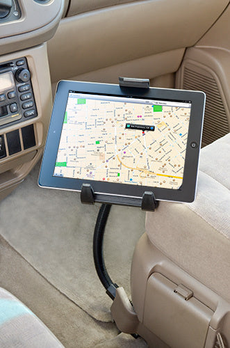 Quick-Release Car Floor Mount for Tablets