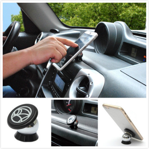 Package of 2 Magnetic Cell Phone Mounts