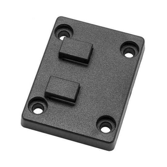 2T Male to 4 hole amps adapter plate
