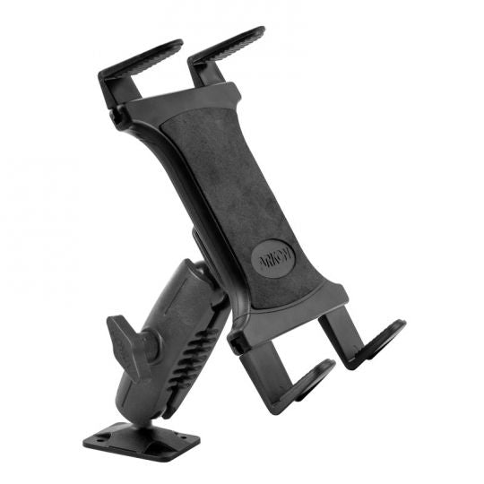 Heavy-Duty Drill-Base Tablet Mount for Apple iPad Air, iPad 4, 3, 2, Samsung Galaxy TABRMAMPS