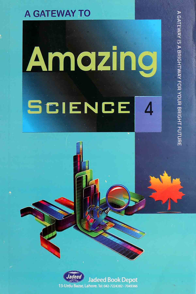 A-Gateway-To-Amazing-Science -4(Key Book)