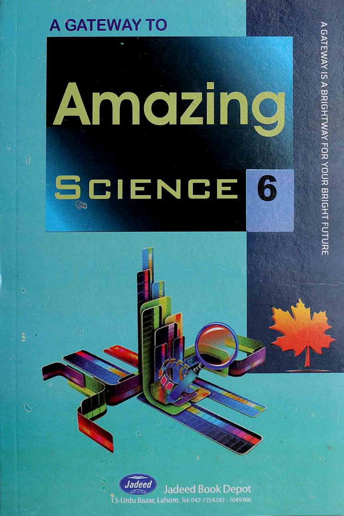 A-Gateway-To-Amazing-Science-6(Key Book)