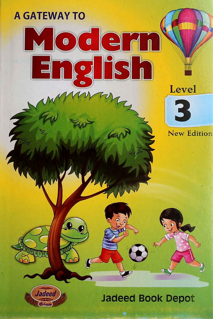 A-Gateway-To-Modern-English-3 (Key Book)