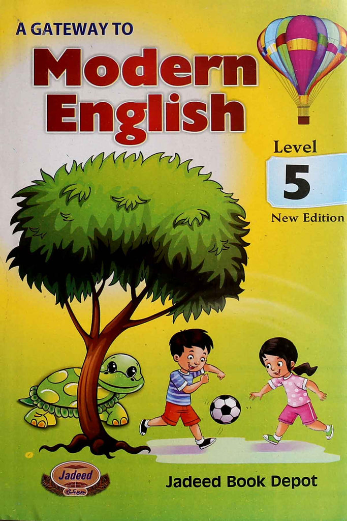 A-Gateway-To-Modern-English-5 (Key Book)