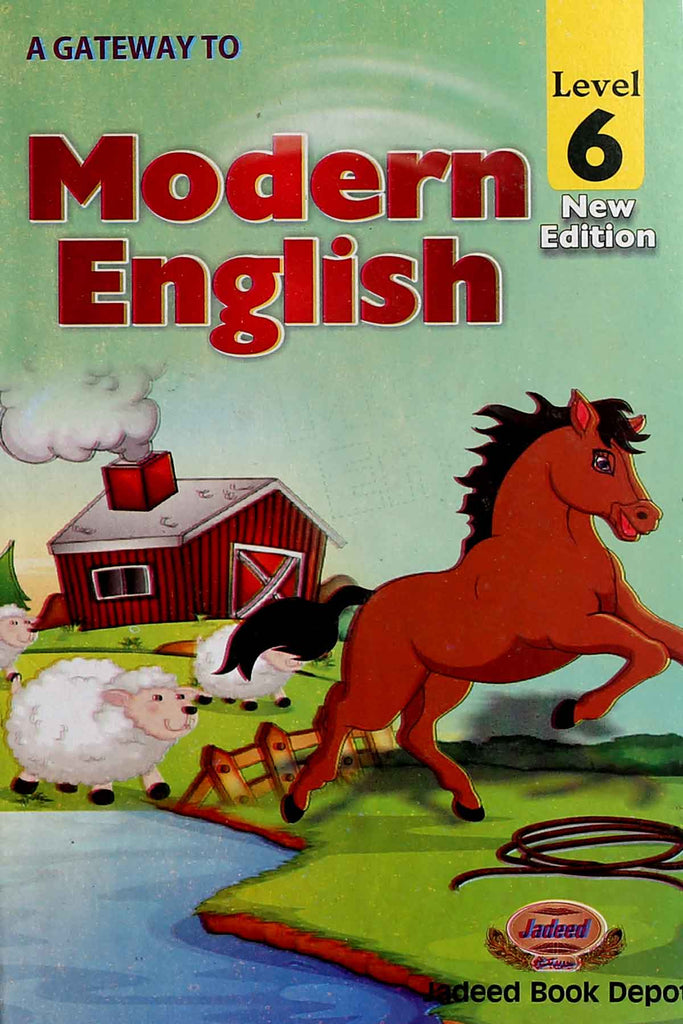 A-Gateway-To-Modern-English-6 (Key Book)