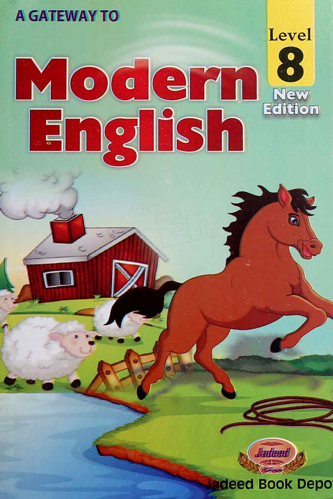 A-Gateway-To-Modern-English-8 (Key Book)