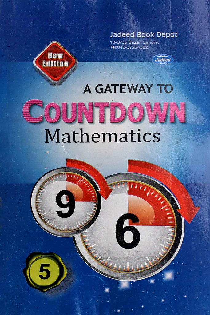 A-Gateway-To-New-Countdown-5(Key Book)