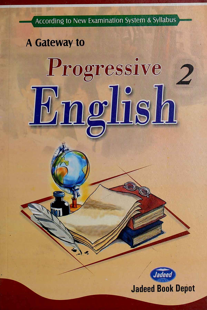 A-Gateway-To-Progressive-English-2 (Key Book)