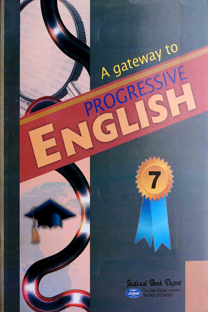 A-Gateway-To-Progressive-English-7 (Key Book)