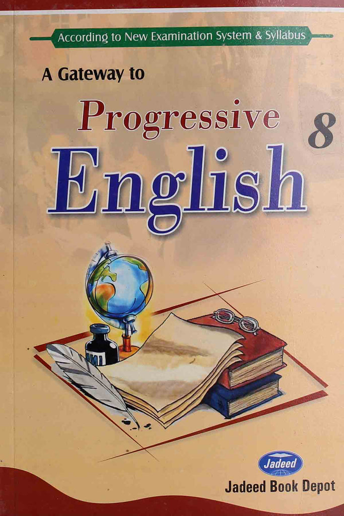 A-Gateway-To-Progressive-English-8 (Key Book)