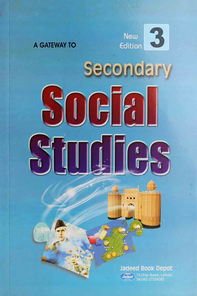 A Gateway To Secondary Social Studies 3 (Key Book)