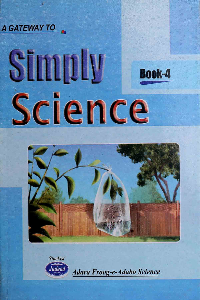 A-Gateway-To-Simply-Science-Book 4 (Key Book)