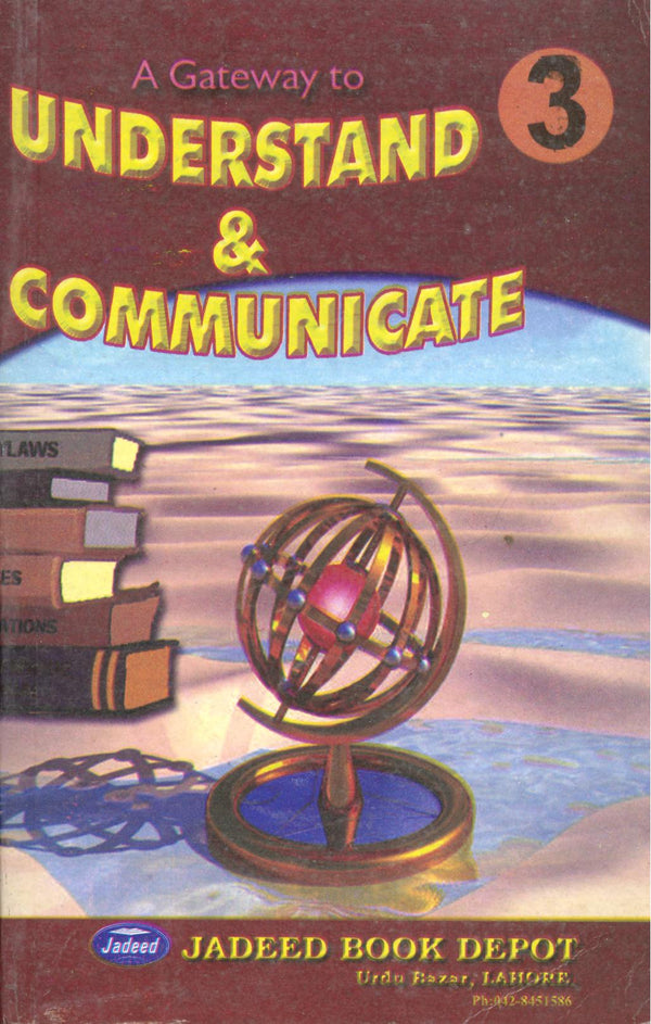 A Gateway To Understand & Communicate 3( Key Book )
