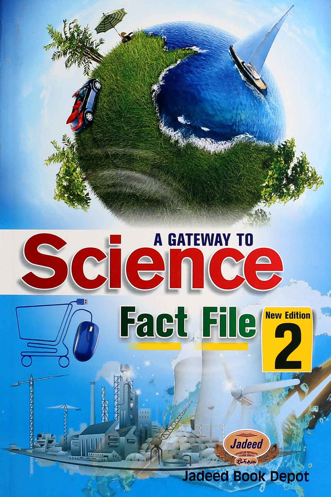 A-Gateway-To-Fact-File-Science-Book 2 (Key Book)