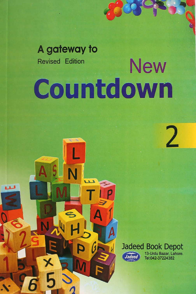 A Gateway To New Countdown 2 (Key Book)