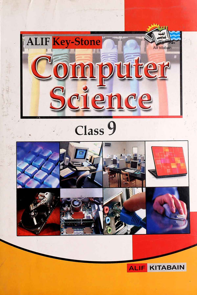 Alif Key-Stone Computer Science English Medium Class 9 (Key Book)