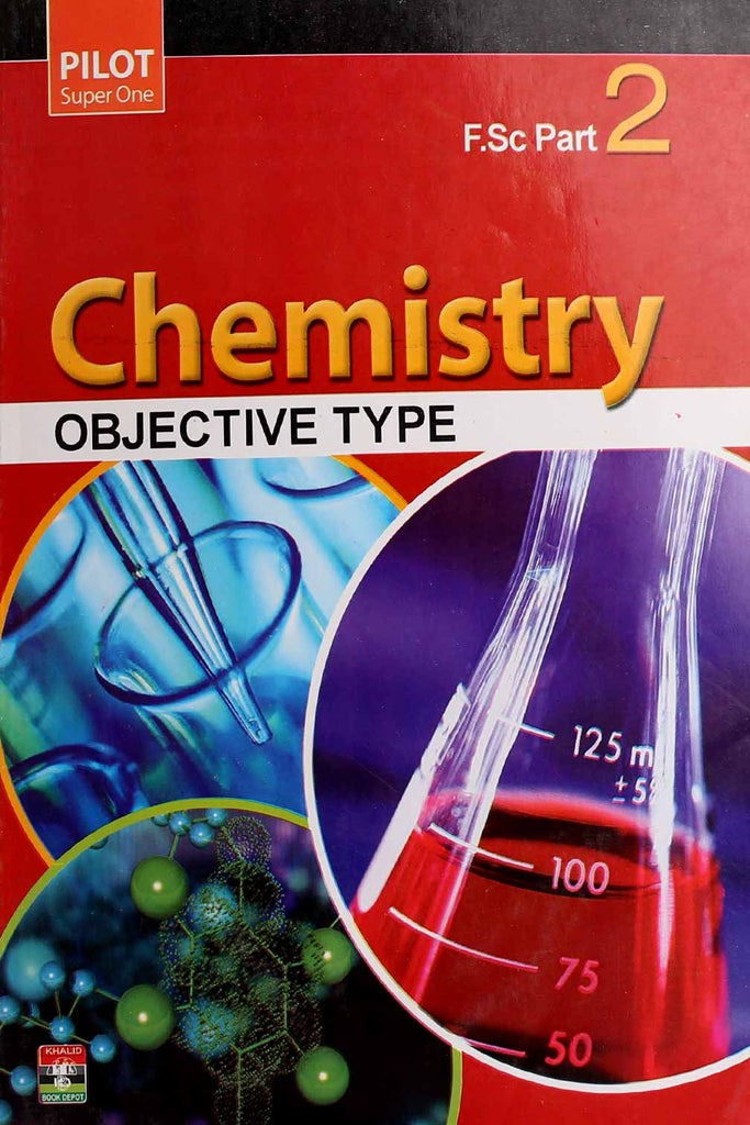 Pilot Chemistry Intermediate (Part 2) Key Book